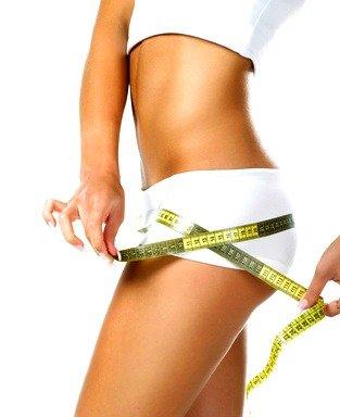 Le sport permet la perte de poids