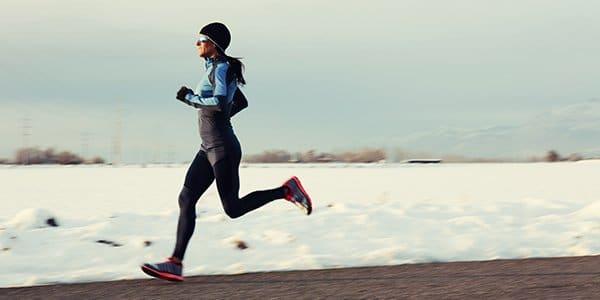 Entraînement running extérieur