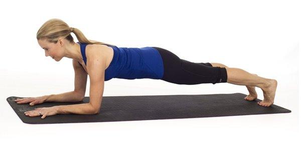 Comment muscler les abdominaux profonds 6 exercices - Planche pour plier le linge ...
