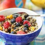 petit dejeuner quinoa