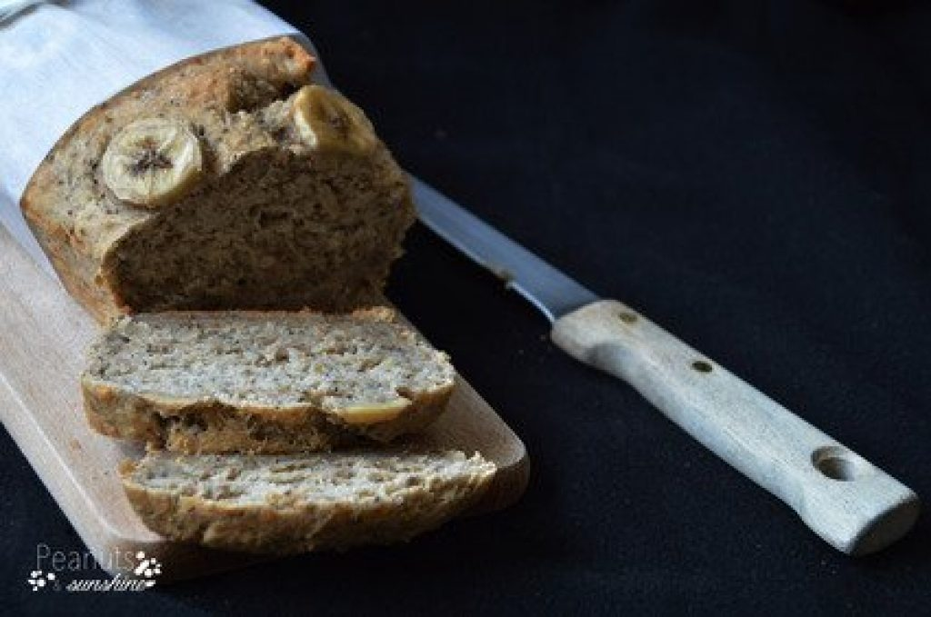 Le banana Bread Vegan
