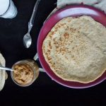 recette crepes flocons d'avoine