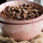 granola chocolat noix de coco