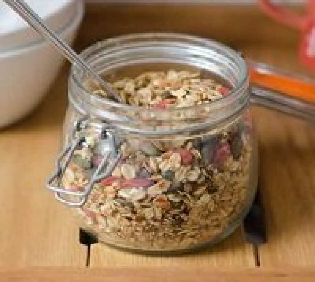 Granola aux superfoods