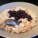 porridge anglais