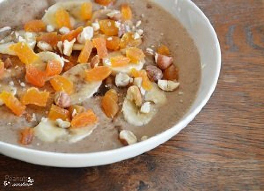 Porridge Quinoa Noisettes