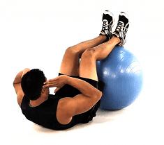 crunch-ballon-exercice-jambes-levees
