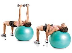 dumbbell-press