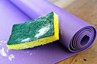 nettoyage-tapis-yoga