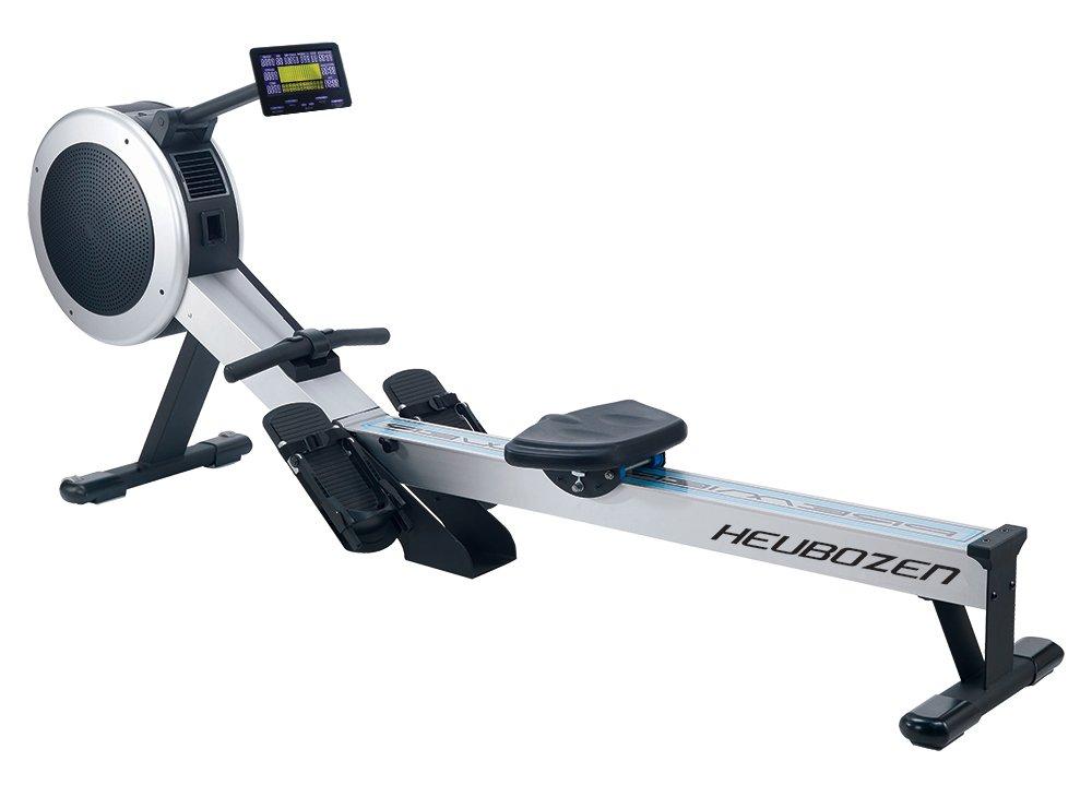 Heubozen competition rower ii test du rameur professionnel - Tapis de musculation abdominale ...