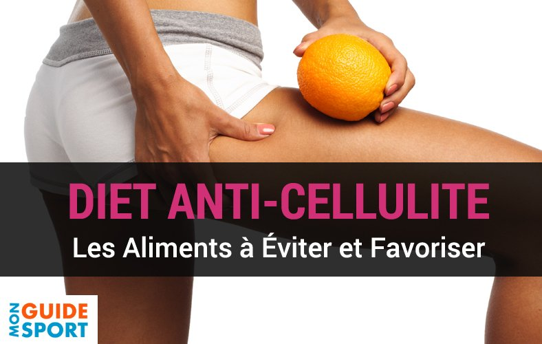 Diet anti-cellulite