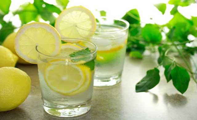 citron effet minceur