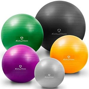 swiss ball ou ballon de gym guide conseils et astuces. Black Bedroom Furniture Sets. Home Design Ideas