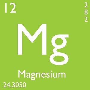 Formule du magnesium