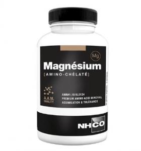 Magnésium amino-chélaté NHCO Nutrition