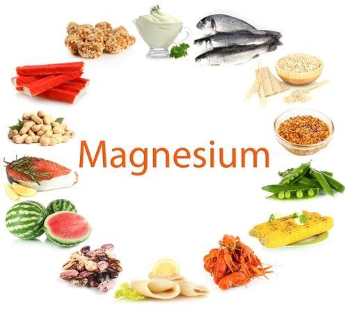 Image de magnesium aliments