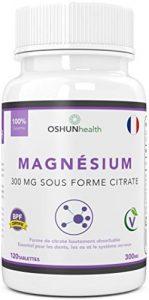 Citrate de magnésium OSHUNhealth