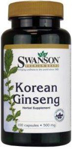 Ginseng Panax Swanson