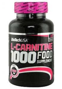 BIOTECH USA - L Carnitine 1000