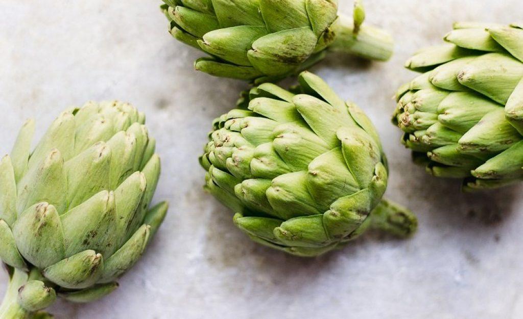 Protéines Végétales dans les artichauts