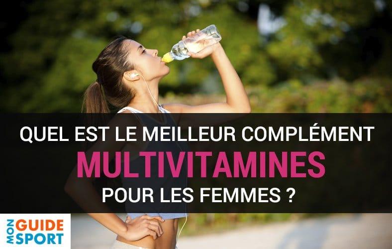Guide multivitamines pour les femmes