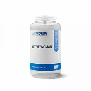 My Protein Active Woman Multivitaminé 120 Comprimés