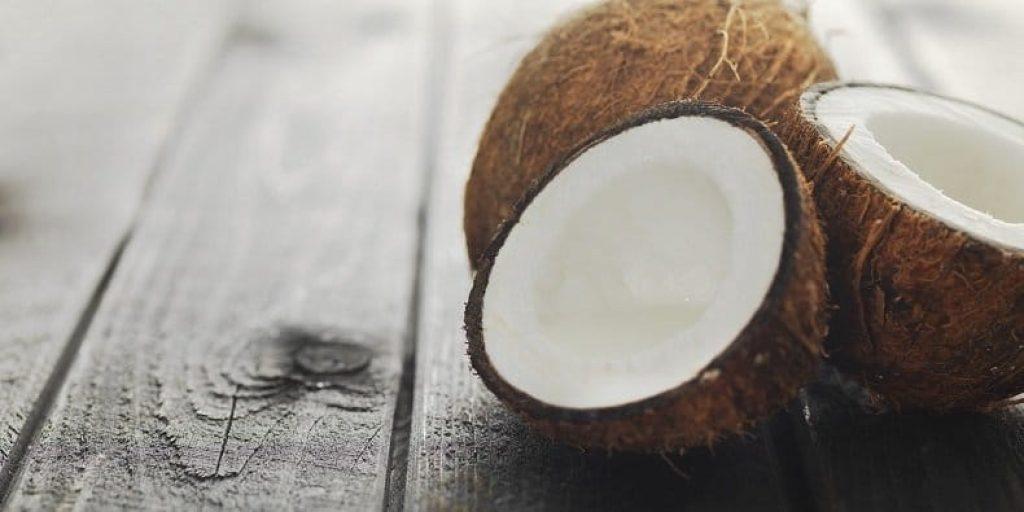 Fibres dans la noix de coco