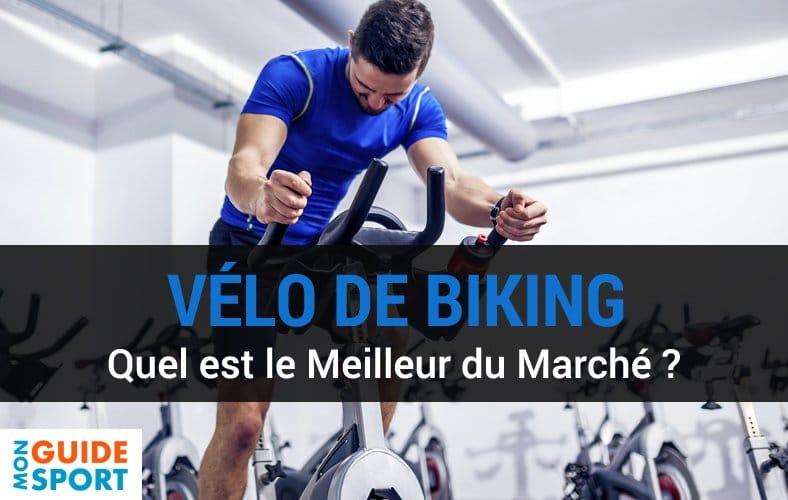 meilleurs vélo de spinning
