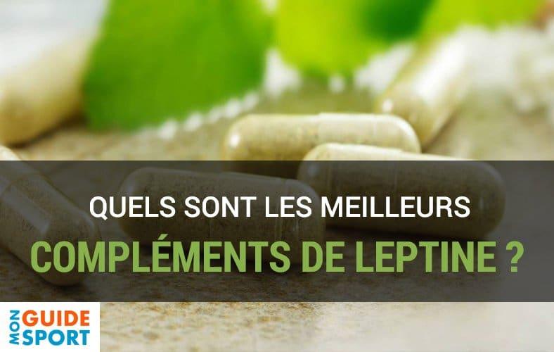compléments de leptine