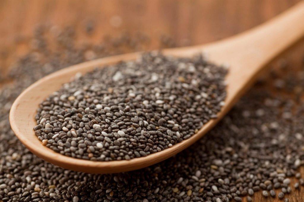 Protéines Végétales dans les Graines de Chia