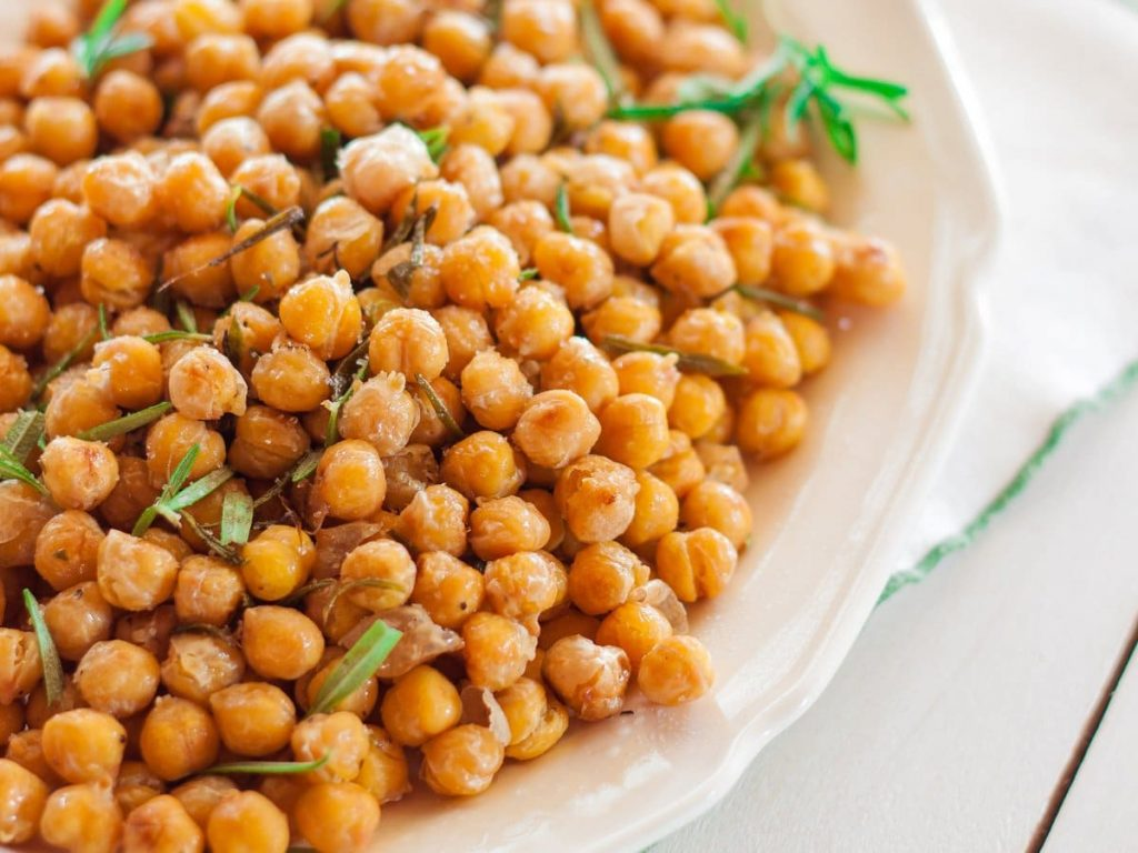 Protéines Végétales dans Pois-Chiche