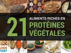 Quels sont les Aliments les Plus Riches en Protéines Végétales ?