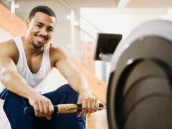 Quels muscles fait travailler le rameur ?
