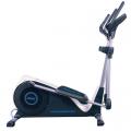 Vélo elliptique HEALTHRIDER – Crosstrainer 1100 : Stabilité et performance