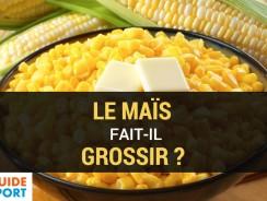 Le Maïs Fait-il Grossir ?