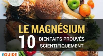 Le Magnésium : 10 Bienfaits Prouvés Scientifiquement