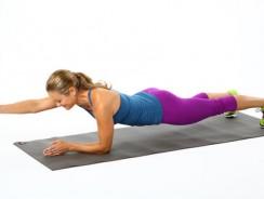 33 exercices de la planche abdominale pour un corps musclé