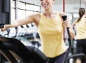 Exercice cardio sur vélo elliptique : Fractionné