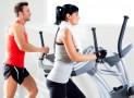 Exercice de cardio en Vélo Elliptique – Full Body