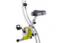 Ultrasport 150 : Le vélo d'appartement pliable spécial remise en forme